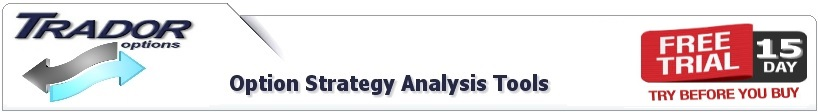 Options Analysis and Strategy Builder software